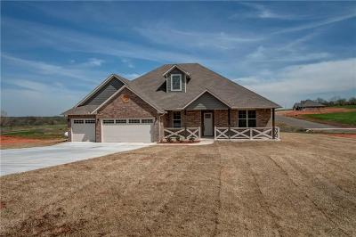 McClain County Single Family Home For Sale: 3706 Tumbleweed