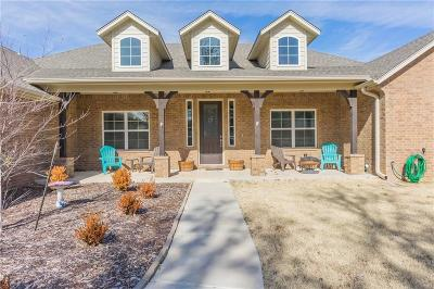 Oklahoma City Single Family Home For Sale: 12941 Willow Bay Drive
