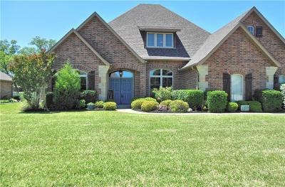 Shawnee Single Family Home For Sale: 1606 Windmill Ridge Drive