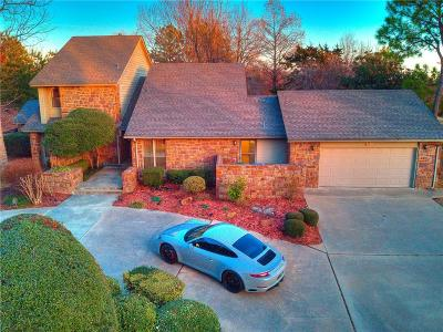 Norman Single Family Home For Sale: 625 Shadow Crest Court