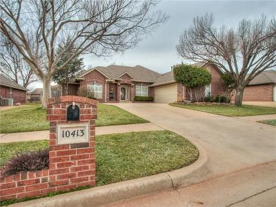 Oklahoma City Single Family Home For Sale: 10413 Regent Street