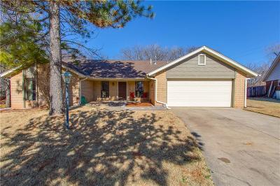 Edmond Single Family Home For Sale: 2317 Bent Trail Circle