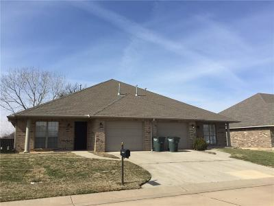 Del City Multi Family Home For Sale: 4313 Huntly Drive