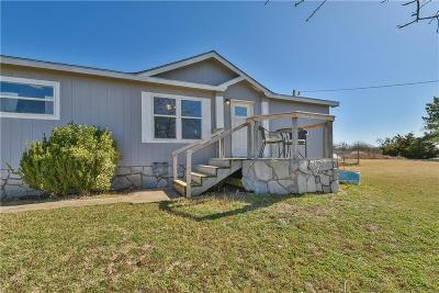 Blanchard OK Single Family Home For Sale: $115,000