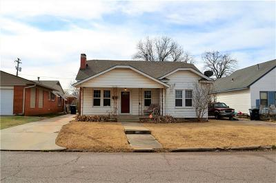Shawnee Single Family Home For Sale: 109 W Midland Street