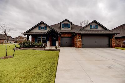 Edmond Single Family Home For Sale: 1308 Woodgrass Court