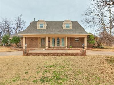 Oklahoma City Single Family Home For Sale: 3508 NW 69th Street