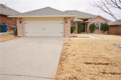 Midwest City Single Family Home For Sale: 9504 Orchard Boulevard