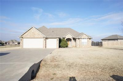 Yukon Single Family Home For Sale: 10336 Sundance Drive
