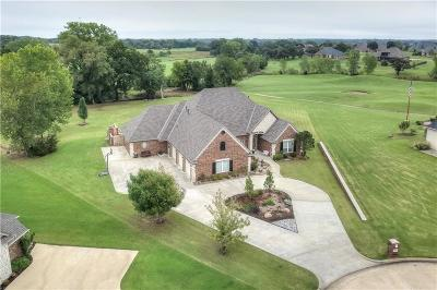 Shawnee Single Family Home For Sale: 2514 N Winged Foot Way