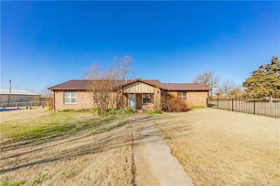 Lindsay Single Family Home For Sale: 15865 State Highway 76