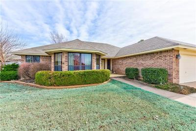 Oklahoma City Single Family Home For Sale: 1808 Windsong Drive