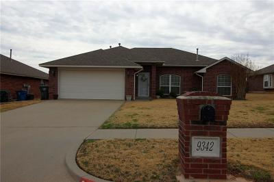 Midwest City Single Family Home Pending: 9342 Orchard Boulevard