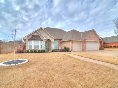 Edmond Single Family Home For Sale: 15709 Brenner Pass