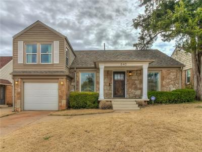 Oklahoma City Single Family Home For Sale: 840 NW 48th Street