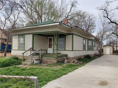 Oklahoma County Rental For Rent: 1603 NW 1st Street