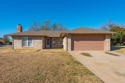 Oklahoma County Rental For Rent: 12501 Parkland Place