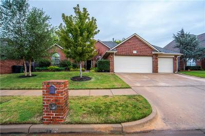 Oklahoma City Single Family Home For Sale: 11412 Condor Terrace
