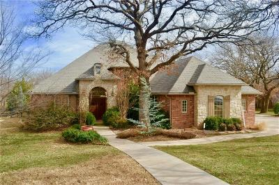 Edmond Single Family Home For Sale: 8760 Belcaro Drive