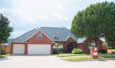 Norman Single Family Home For Sale: 608 Sturtz Circle