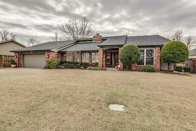 Oklahoma City Single Family Home For Sale: 4306 Saint Thomas Drive