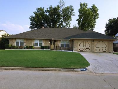 Oklahoma City Single Family Home For Sale: 4520 NW 29th Street