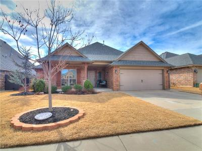 Oklahoma City Single Family Home For Sale: 304 SW 171st Street
