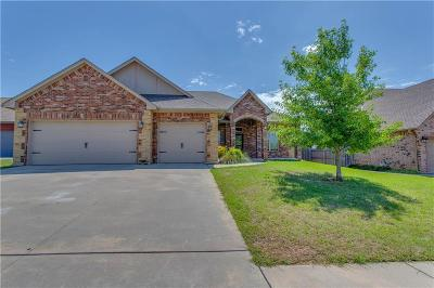 Norman Single Family Home For Sale: 409 Summit Bend
