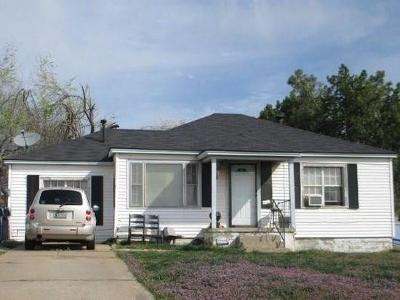 Oklahoma City Single Family Home For Sale: 645 NE 33rd Street