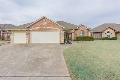 Oklahoma City Single Family Home For Sale: 9501 Southlake Drive