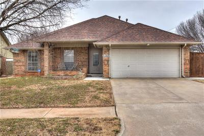 Moore Single Family Home For Sale: 2625 Sequoyah Avenue