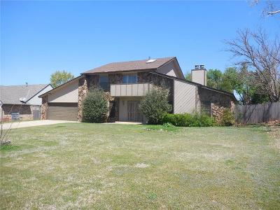 Canadian County, Oklahoma County Single Family Home For Sale: 12736 Saint Andrews Terrace
