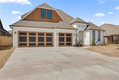Edmond Single Family Home For Sale: 18613 Barcas Road