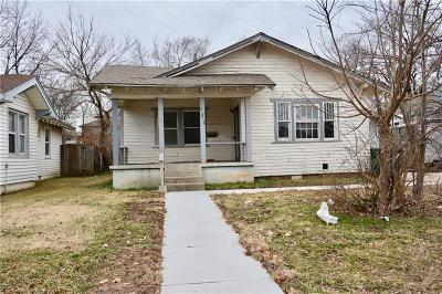 Single Family Home For Sale: 908 NW 22nd Street