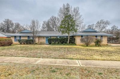 Norman Single Family Home For Sale: 1406 Greenbriar Drive