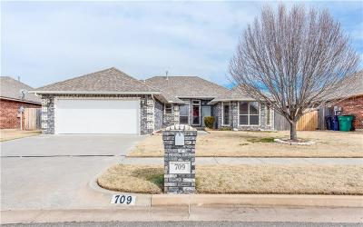 Oklahoma City Single Family Home For Sale: 709 SW 161st Street
