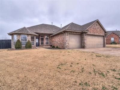 Edmond Single Family Home For Sale: 2321 NW 157th Terrace