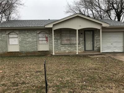 Midwest City Single Family Home For Sale: 9508 McIntosh Avenue