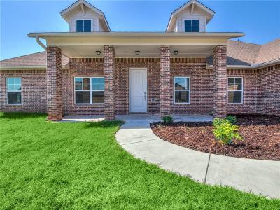 Single Family Home For Sale: 18430 Tombstone Trail
