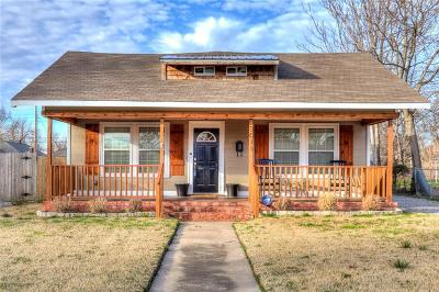 Oklahoma City Single Family Home For Sale: 3011 NW 18th Street
