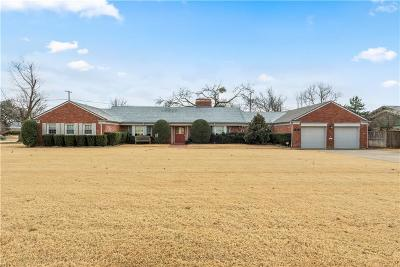 Nichols Hills Single Family Home For Sale: 1708 Randel Road