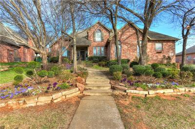 Lincoln County, Oklahoma County Single Family Home For Sale: 409 Autumnwood Court