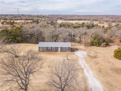 Wynnewood OK Single Family Home Pending: $129,900