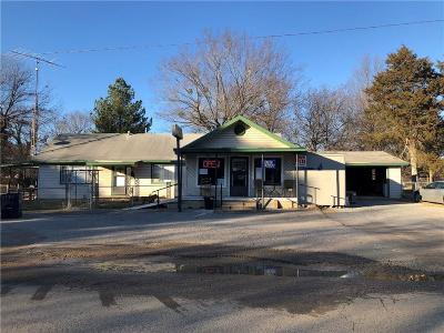 Commercial For Sale: 319 W Highway 9 Highway
