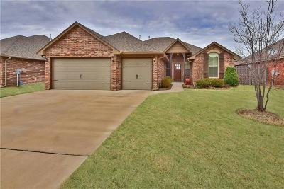 Oklahoma County Single Family Home For Sale: 421 W Butterfield Trail