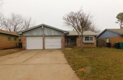 Oklahoma City Single Family Home For Sale: 4105 SE 54th Street