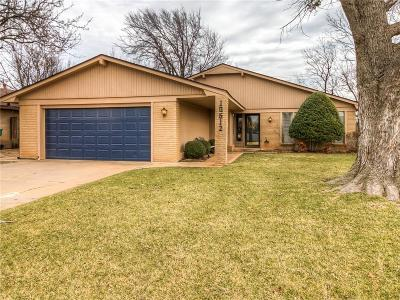 Oklahoma City Single Family Home For Sale: 10612 Bayberry Drive
