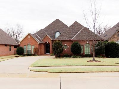 Oklahoma City Single Family Home For Sale: 3316 Stone Brook Court