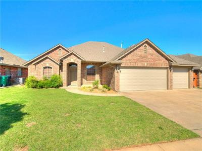 Oklahoma City Single Family Home For Sale: 11421 Stansbury Place