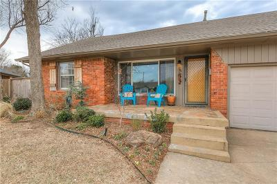 Oklahoma City Single Family Home For Sale: 2615 Ridgeview Court
